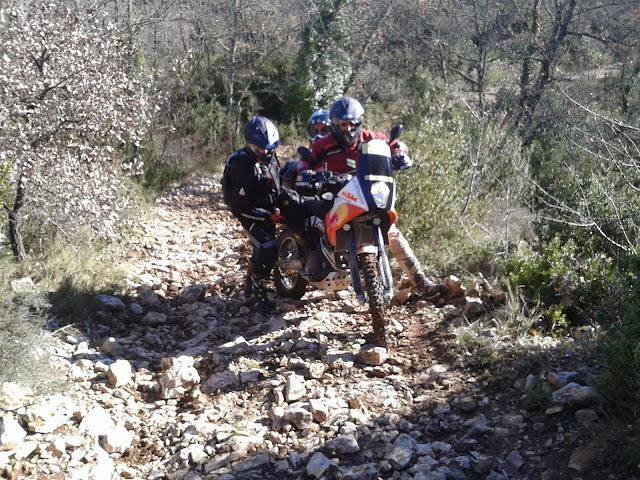 rando mixte 60/40 1er & 2 mars du Gard à Millau (boucle 450km) - Page 7 Photo-0001