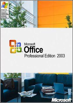 Download - Microsoft Office 2003 Professional Edition Completo - Português-BR - Atualizado Janeiro 2013