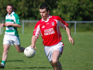 Image result for Johnny Hurst edenderry gaa