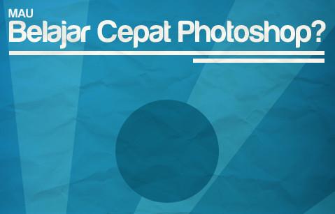 membuat lingkaran pada photoshop
