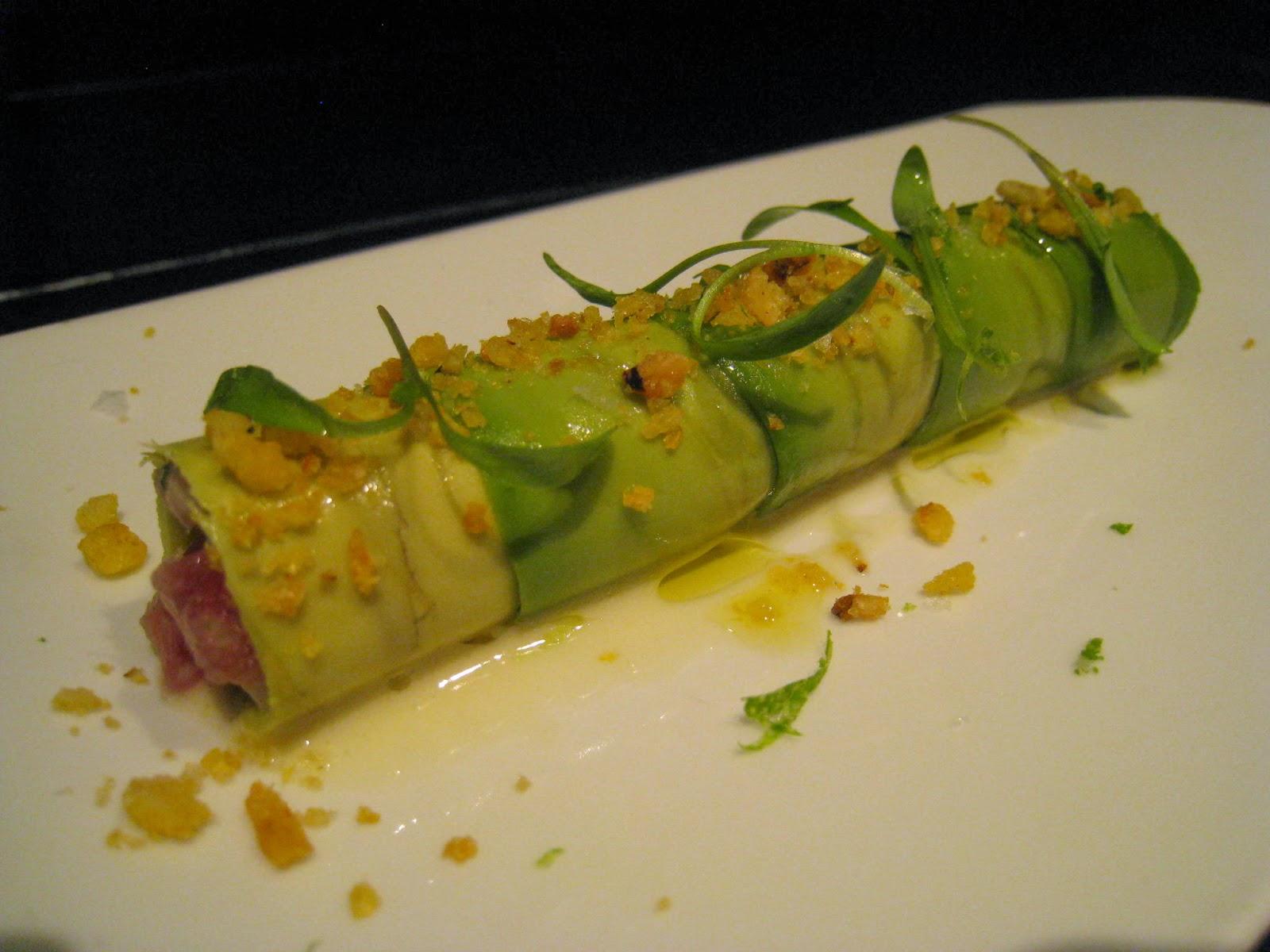 and avocado recipe for spicy tuna and avocado ceviche the perfect ...