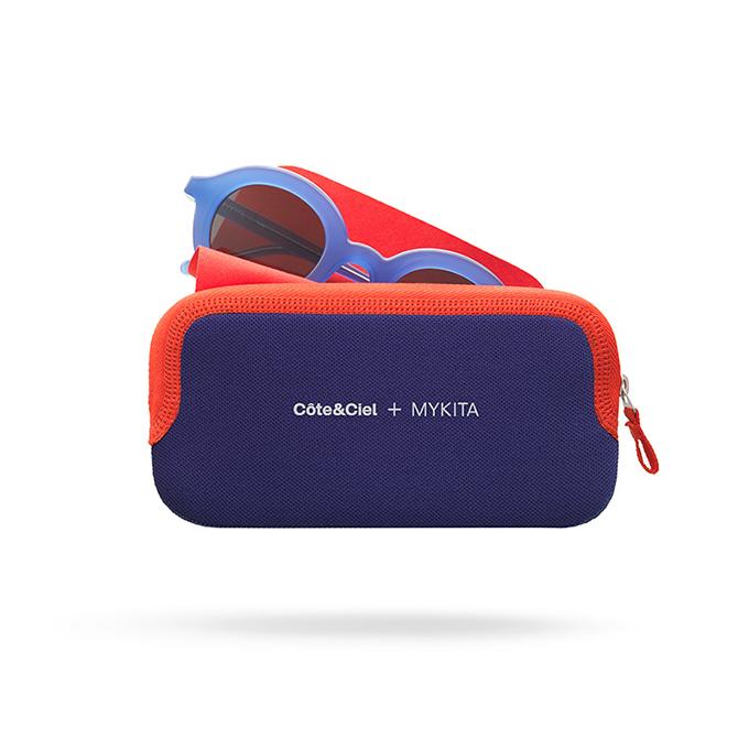 *Côte&Ciel x MYKITA:柔軟延展眼鏡收納袋! 1
