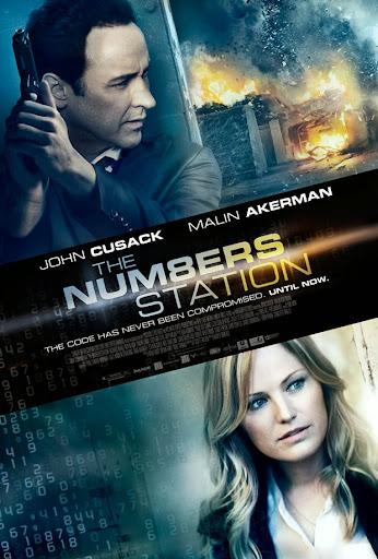 Κωδικός Ασφαλείας The Numbers Station Poster