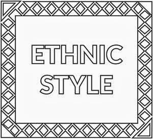risco estampa étnica