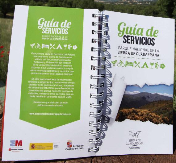 Guía de Servicios Parque Nacional de la Sierra de Guadarrama