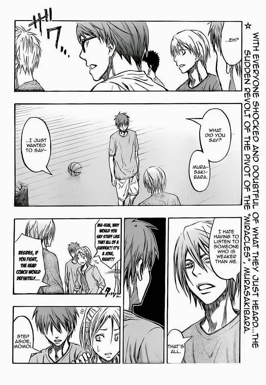 Kuroko no Basket Manga Chapter 221 - Image 02