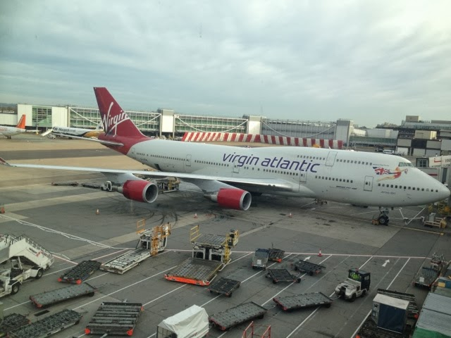 Bon Voyage Friends : Adventures ahead! Flying with Virgin