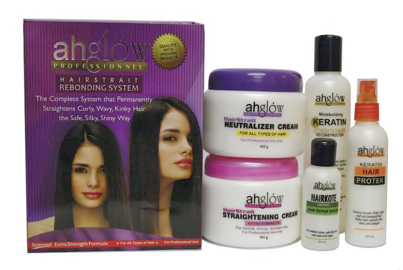 Ahglow+product+shot+1 Ahglow Rebonding System: The Love Our Hair Deserves