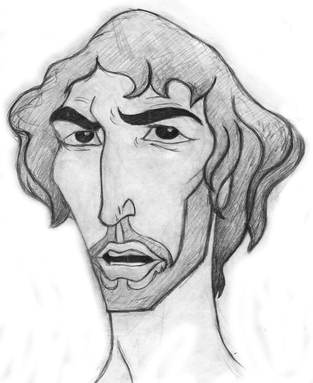 Ricardo Desenhos Cartuns E Animacoes Moises Do Desenho O