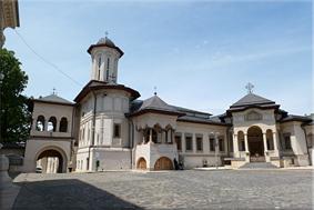 Sede del patriarcado ortodoxo rumano en Bucarest