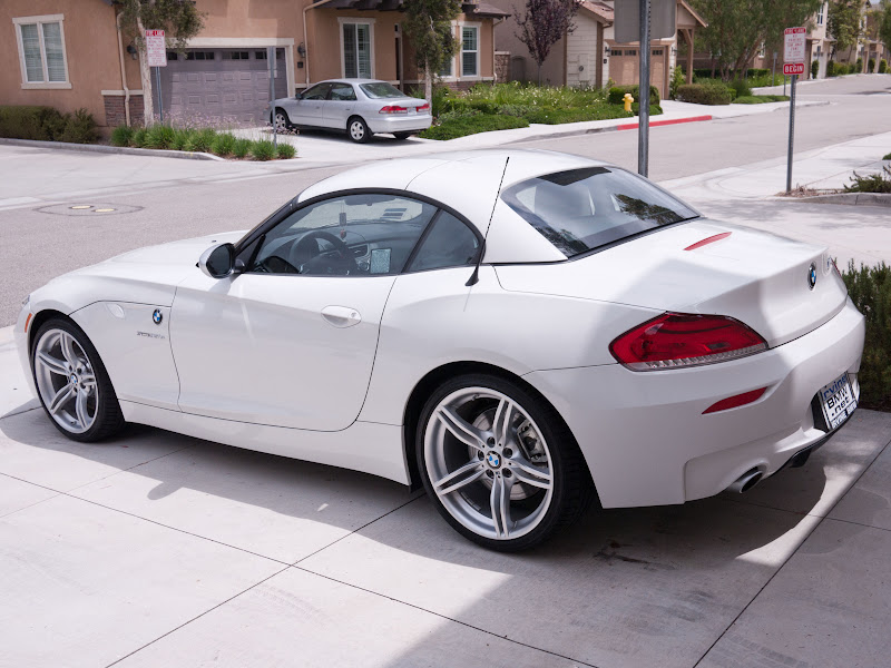 lease transfer 2011 z4 35is 685 mo incl tax for 19 months socal. Black Bedroom Furniture Sets. Home Design Ideas