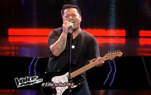 the voice philippines nino alejandro audition highway to hell