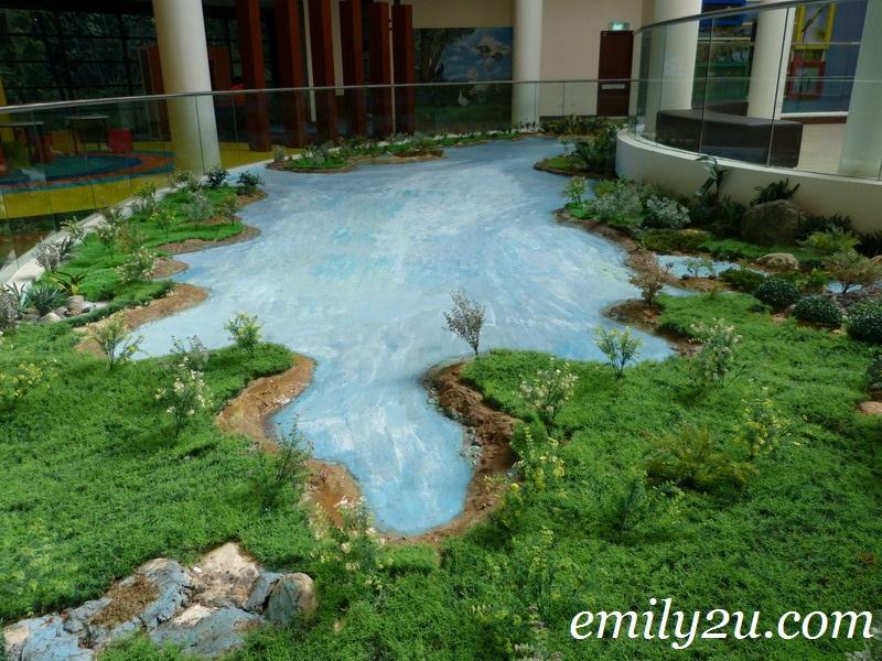 Nature Interpretation Centre Nic Taman Wetland Putrajaya From Emily To You Part 2