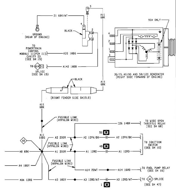 Exciting 1986 Dodge W150 Wiring Diagram Gallery Best Image Wiring
