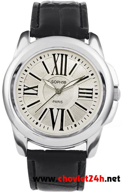 Đồng hồ đeo tay nữ Sophie Anjelica - WPU178
