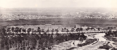 Victoria Barracks - Melbourne, Victoria, Australia