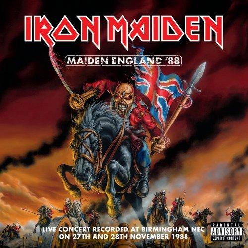 Iron Maiden - Maiden England '88 [Live][2CDs] (2013)