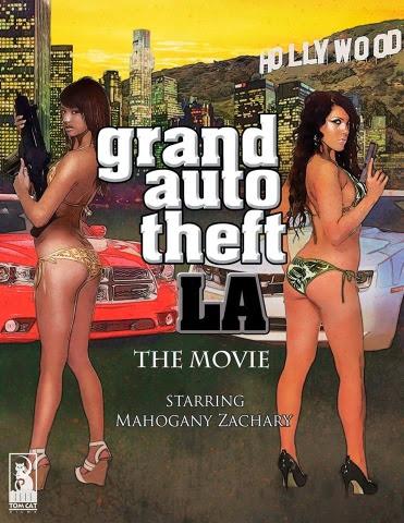 ¡Cartelicos!: Gran Auto Theft (2014)