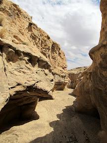 Ernie Canyon narrows