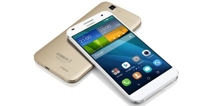 Huawei Ascend G7 officially announced with 64-bit processor, slim bezels, and metal build