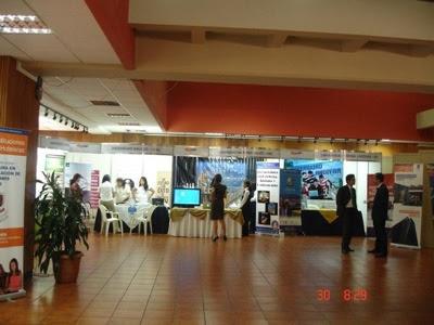 Feria en Estudios Universitarios en Turismo y Hotelería
