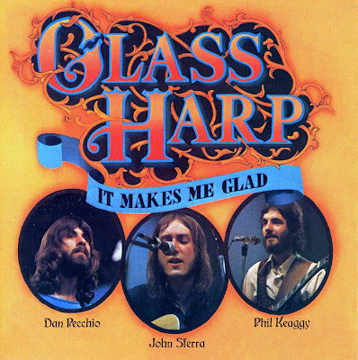 Glass Harp ~ 1970 ~ It Makes Me Glad
