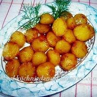ziemniaki karmelizowane