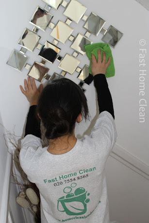 Cleaning Ladies London