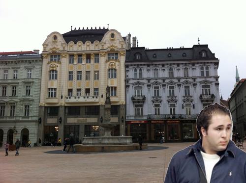 Paquirrín en Eslovaquia