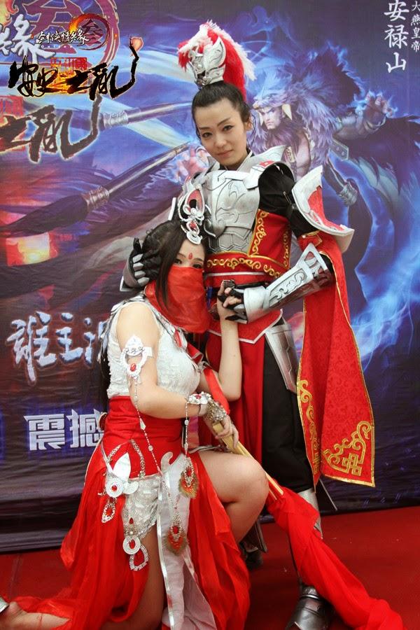 Ngắm bộ ảnh cosplay cực đẹp của Võ Lâm Truyền Kỳ 3 - Ảnh 6