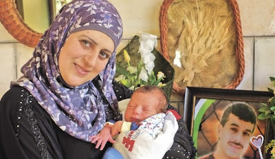 Imprisoned Palestinian terrorists smuggle out sperm to impregnate women