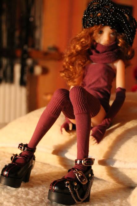 MOOQLA. Авторские куклы  Полины Волошиной. Россия. IMG_5652