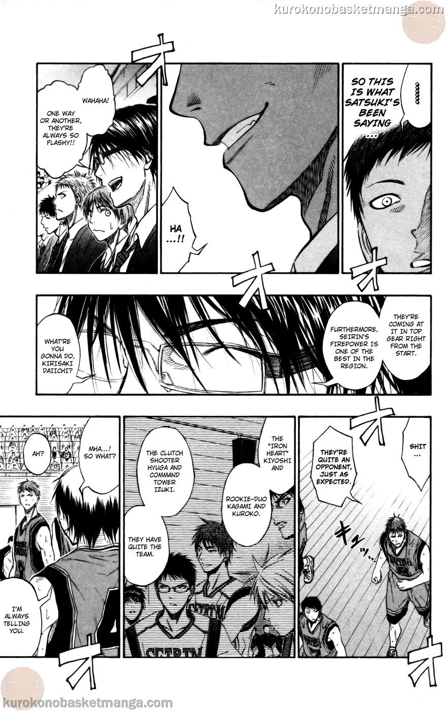 Kuroko no Basket Manga Chapter 101 - Image 06