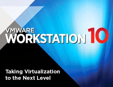 برنامج VMware workstation  full 10.0.3 Build 1895310 مع الكراك برابط مباشر البرنامج الرائع لتشغيل جميع الانظمة وندوز ماك لينكس