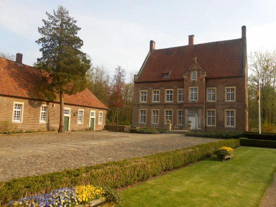 Haus Welbergen, Ochtrup, Münsterland