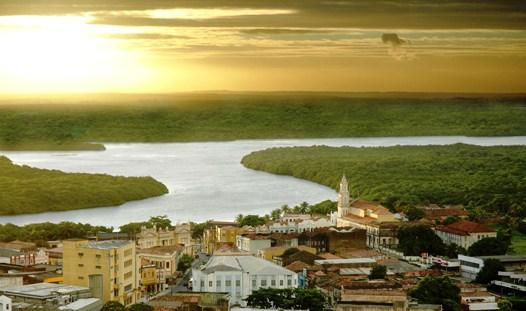 Rio Sanhauá - Foto Internet