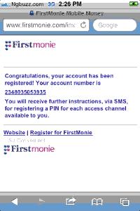 FirstMonie