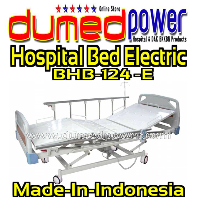 Hospital-Bed-Electric-BHB-124-E