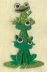 Froggies Stack