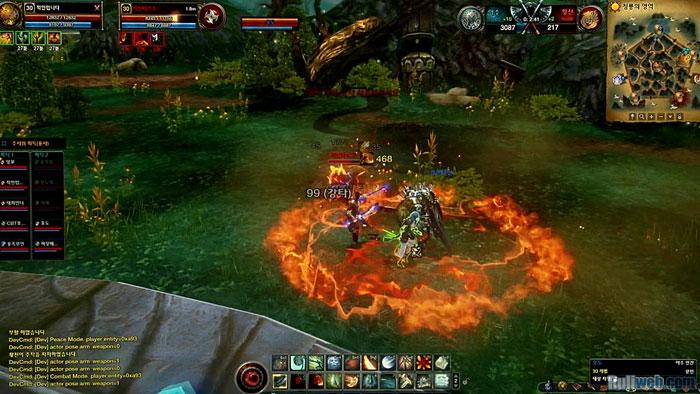 Lộ diện loạt hình ảnh đầu tiên về MMORPG Asta - Ảnh 5