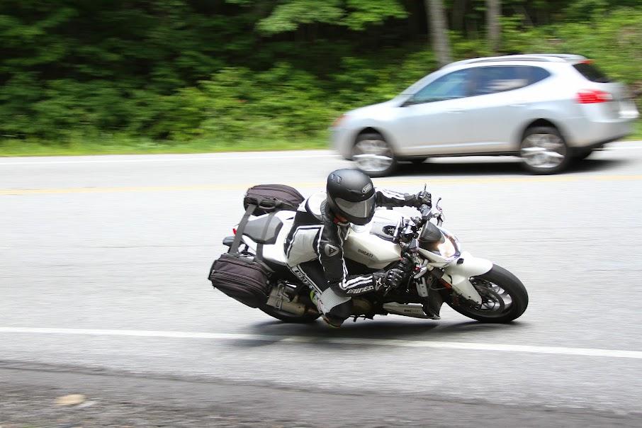 Ducati Monster Saddlebags
