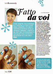 Love Nails (Italy) Features Simply Rins