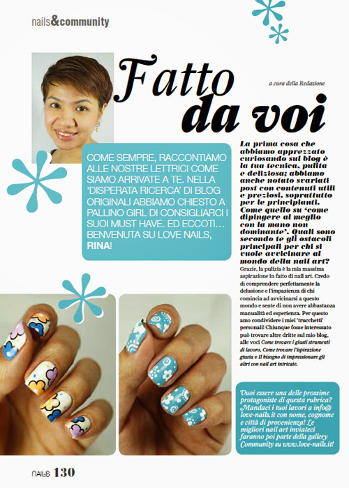 Love Nails Features Simply Rins