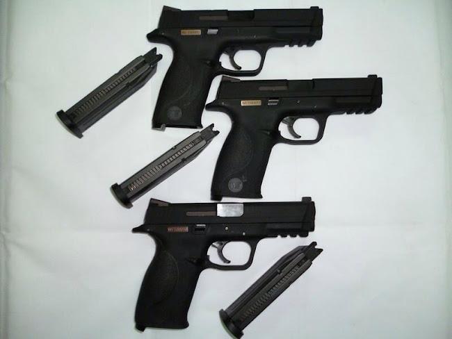 WE announces M&P 9mm GBB Airsoft Pistol, WE M&P 9mm GBB Pistol, James Chan, Smith & Wesson Airsoft Pistol, WE GBB Facebook Page, WE GBB Pistol, Smith & Wesson M&P 9mm Airsoft Pistol, S&W M&P 9mm Airsoft Pistol, S&W Airsoft Pistol, Pyramyd Airsoft Blog, Pyramid Airsoft Blog, Tom Harris Media, Tominator,