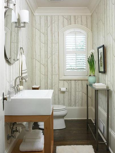 Crear un estilo clásico actual: decorar con papel pintado – cool ...