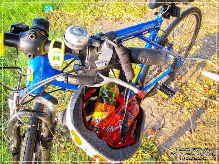 เครื่องดื่มเกลือแร่-เทคนิคการขี่จักรยานให้ได้นานๆ สำหรับมือใหม่-มือใหม่เริ่มปั่นจักรยานทำอย่างไร-เริ่มต้นออกกำลังกายด้วยการขี่จักรยาน