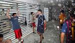 Soccer en los sótanos del nuevo Puertorreal