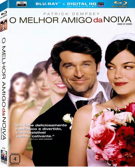 O Melhor Amigo da Noiva (2008) BDRip BluRay 720p Torrent Dublado