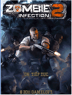 Game Zombie Infection 2 tiếng việt cho điện thoại