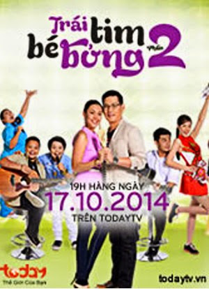 Trái Tim Bé Bỏng Phần 2 Today TV - Philippines